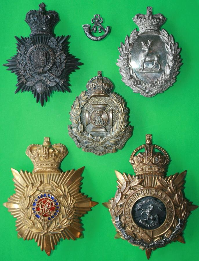 OFFICERS BADGES