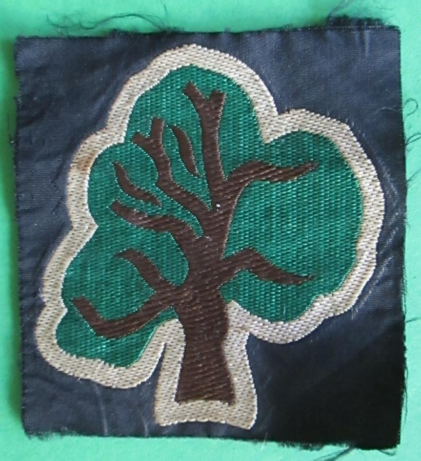 A 46th INFANTRY DIVISION ( NORTH MIDLAND AND WEST RIDING DIVISION]