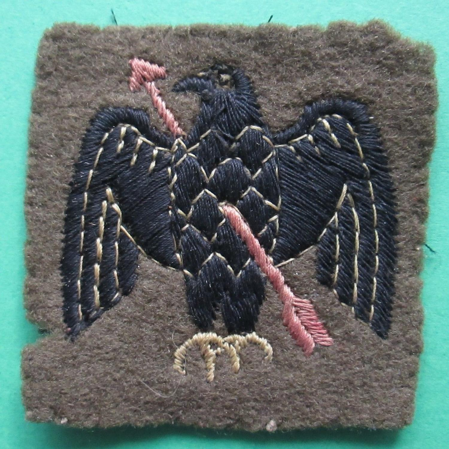 AN 11TH ANTI-AIRCRAFT DIVISION PATCH