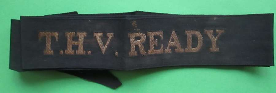 A T.H.V READY CAP TALLY