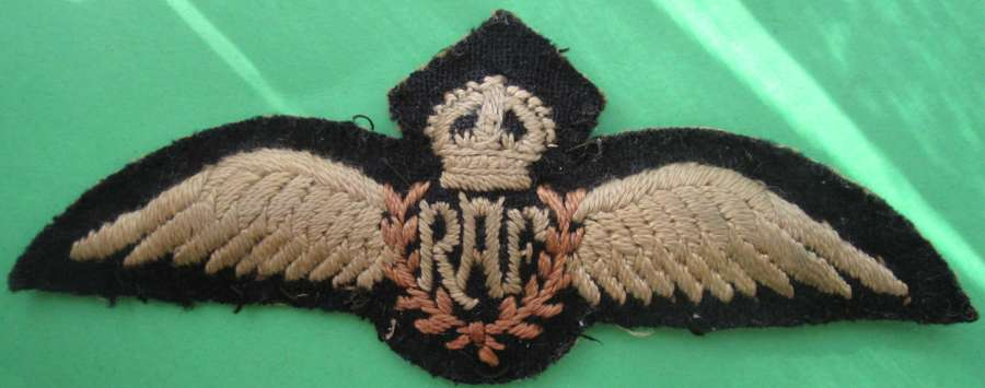 ROYAL AIR FORCE WINGS