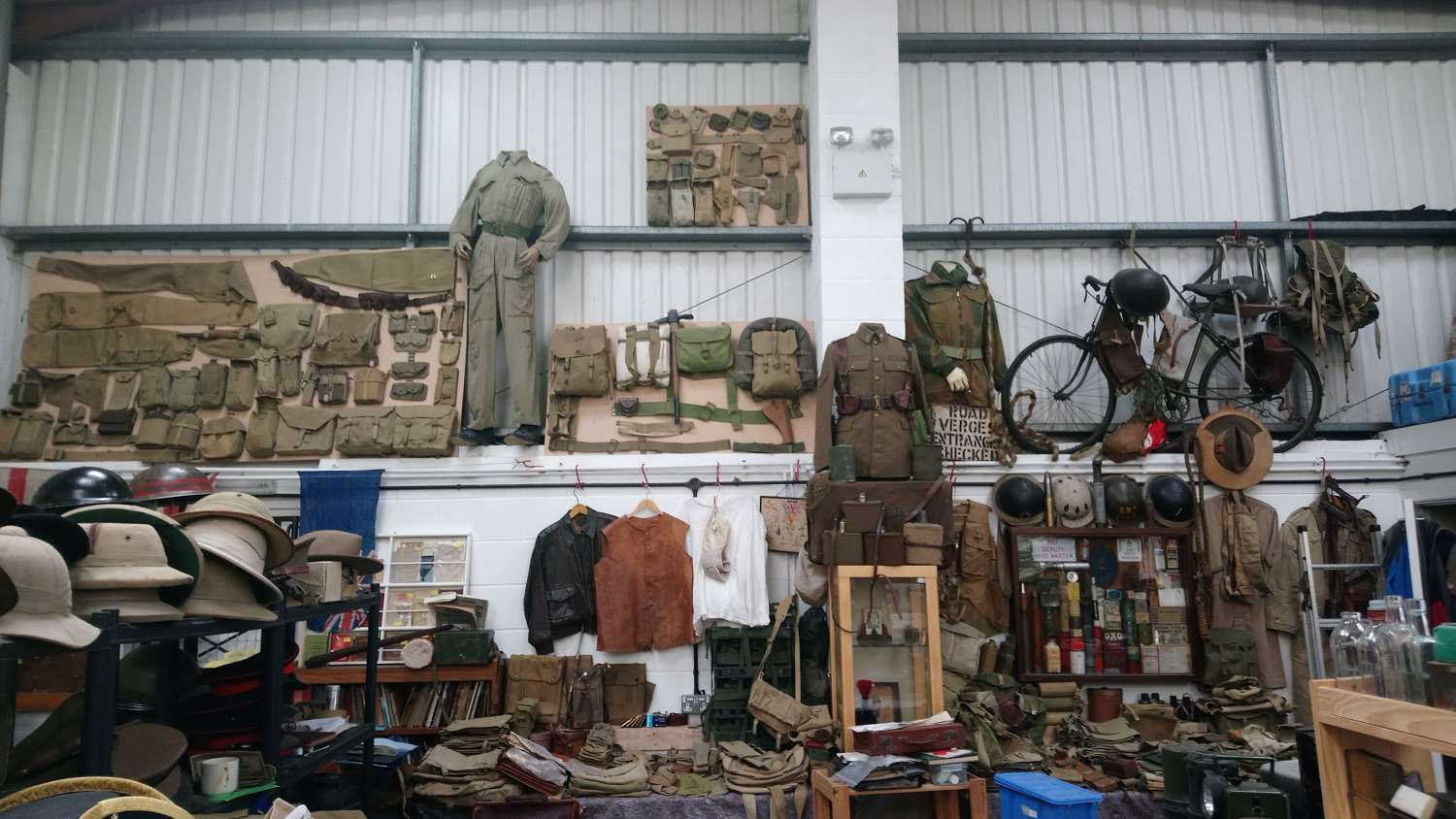 CHATHAM MILITARIA MARKET IS ON !!
