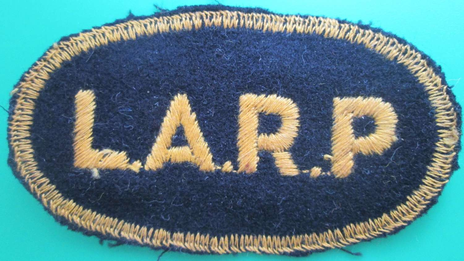 CIVIL DEFENCE INSTRUCTORS ARP BADGE