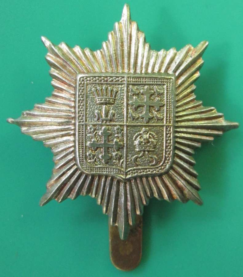 A 13TH LONDON REGIMENT CAP BADGE