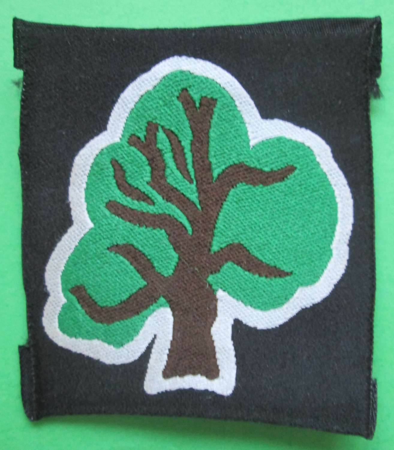 A 46TH (NORTH MIDLAND & WEST RIDING) DIVISION FORMATION PATCH