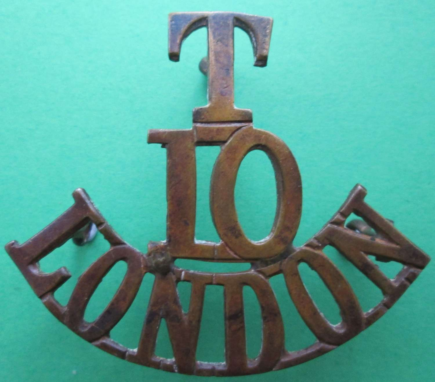 TERRITORIALS 10TH LONDON REGIMENT (HACKNEYS)