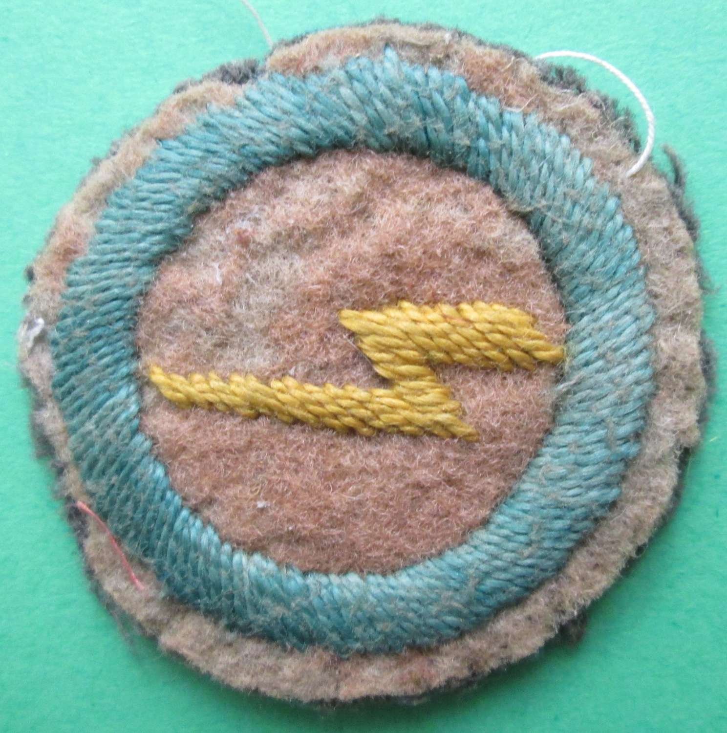 ELECTRICIAN SCOUT BADGE