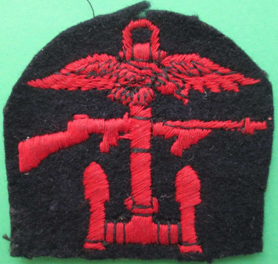 COMBINED OPERATIONS PATCH