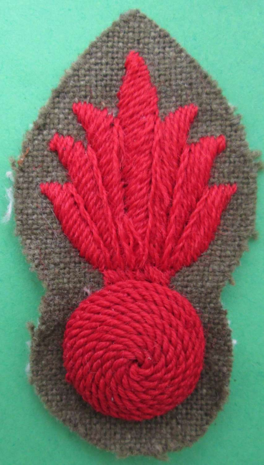 A WWI PERIOD BOMBERS BADGE