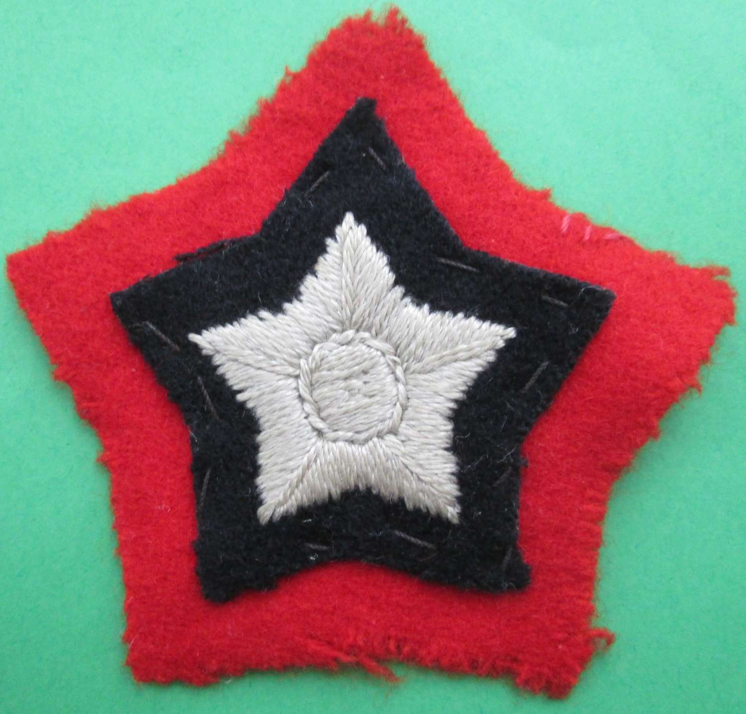 WWII PERIOD CD QUALIFICATION BADGE